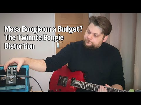 Mesa Tones on a Budget? The Twinote Boogie 1