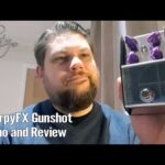 ThorpyFX GUNSHOT Overdrive Demo and Review
