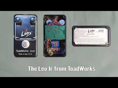 The Leo Jr American Overdrive from ToadWorks 1