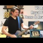 VS Audio Royal Flush Dual Overdrive Demo and Review