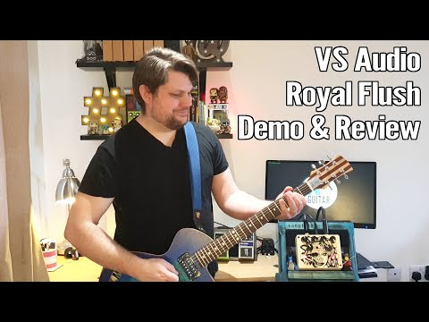 VS Audio Royal Flush Dual Overdrive Demo and Review 1