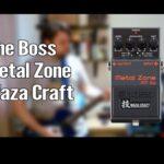 Boss Metal Zone Waza (MT-2w) Demo