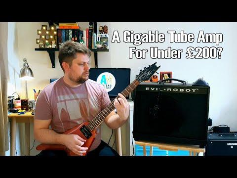 Can I Get a Gigabel Tube Amp For Under £200? 1