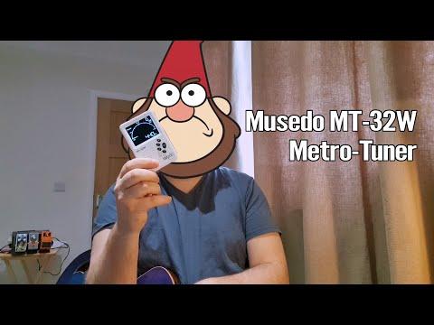 Musedo / Lekato MT 32W Tuner and Metronome 1