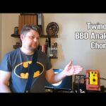 Twinote BBD Analog Chorus