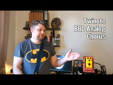 Twinote BBD Analog Chorus 1