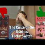 Pedals, Choice Paralysis and the Curse of the Flicky Switch