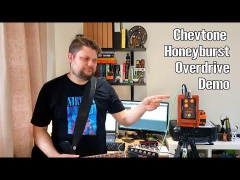 Chevtone Honeyburst Overdrive Demo 1