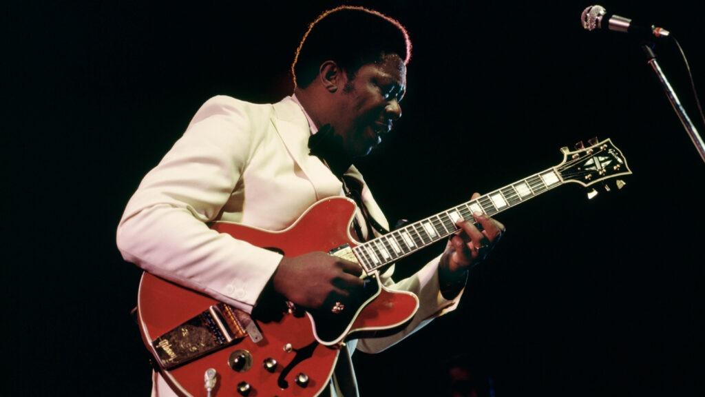 Gibson Celebrates BB King's 96th Birthday 1