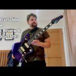 Revelation RJT 60 Demo Review and Secrets of the ATN 5