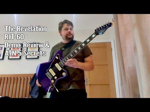 Revelation RJT 60 Demo Review and Secrets of the ATN 5 1