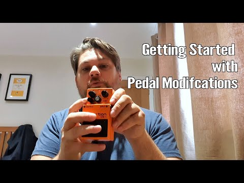 Getting Started with Pedal Modifications 1